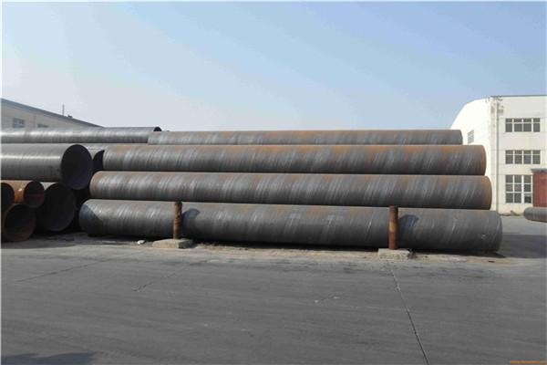 屯留县码头打桩用螺旋钢管一吨价格
