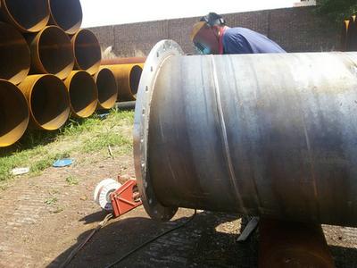 利辛县:外径1720*12防腐螺旋钢管今日价格(管道)
