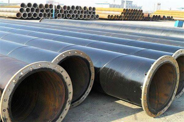 排用水用H87涂料防腐直缝钢管厂家含税报价嘉祥县(管道)