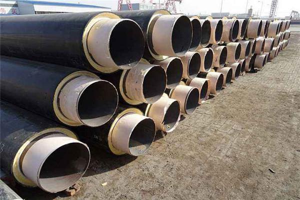 河南钢套钢保温钢管厂家有售