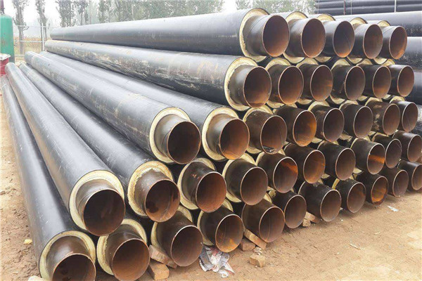 梧州预制直埋保温钢管厂家现货销售