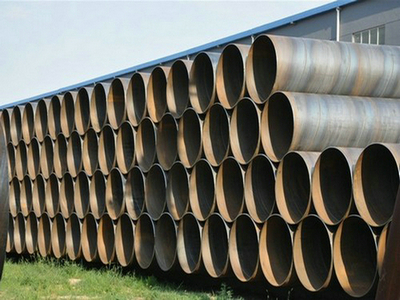 象山县:自来水工程用螺旋焊接钢管供应厂家(管道)