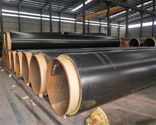 DN200钢套钢保温钢管一米价格询价