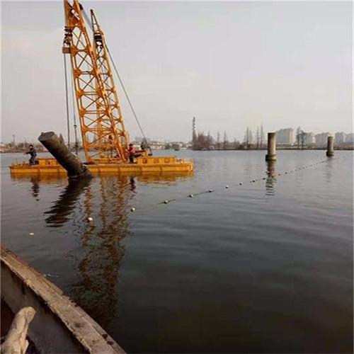 排水管道水下施工——(苏州市水下作业公司