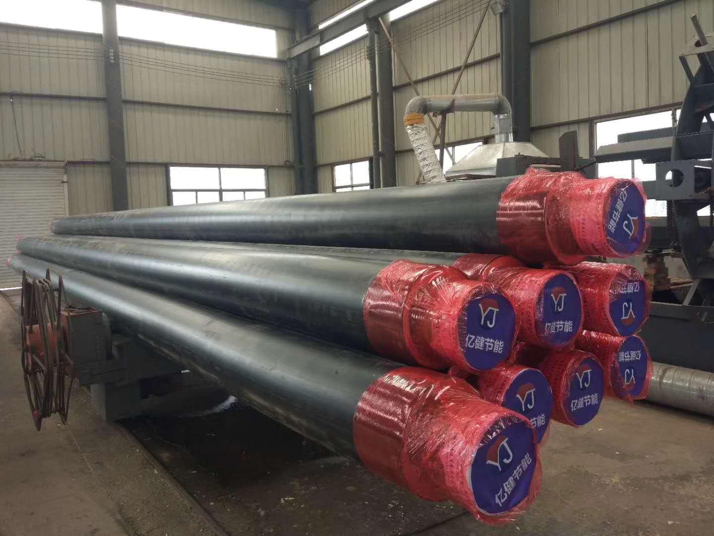 坡头供暖聚氨酯保温管道厂家现货--亿健节能