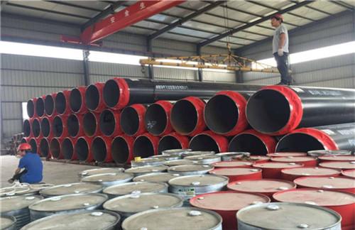 集中供热高密度聚乙烯夹克保温管厂家价格
