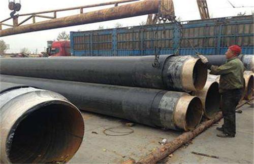 天水市供热管道用保温管厂家