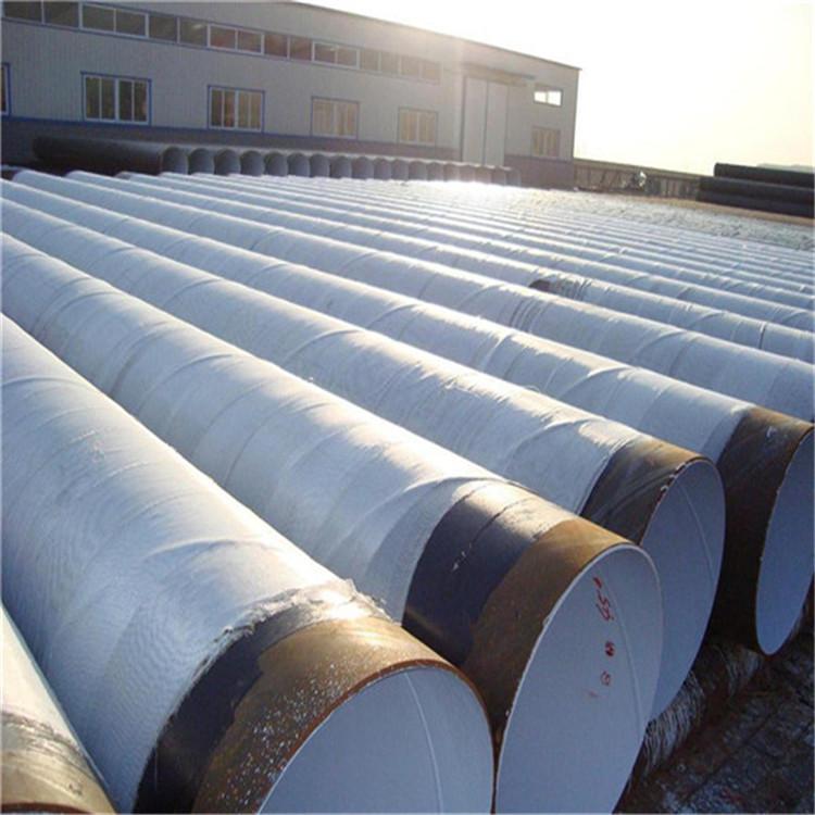城关排水防腐钢管施工流程