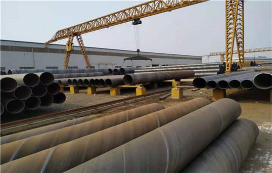 荆门市-城市污水排放用防腐螺旋钢管实力大厂家