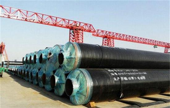 齊齊哈爾市-預制地埋式蒸汽保溫管廠新價格