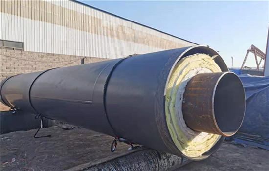 莱芜市-钢套钢蒸汽复合保温钢管专业加工厂(友浩管道)