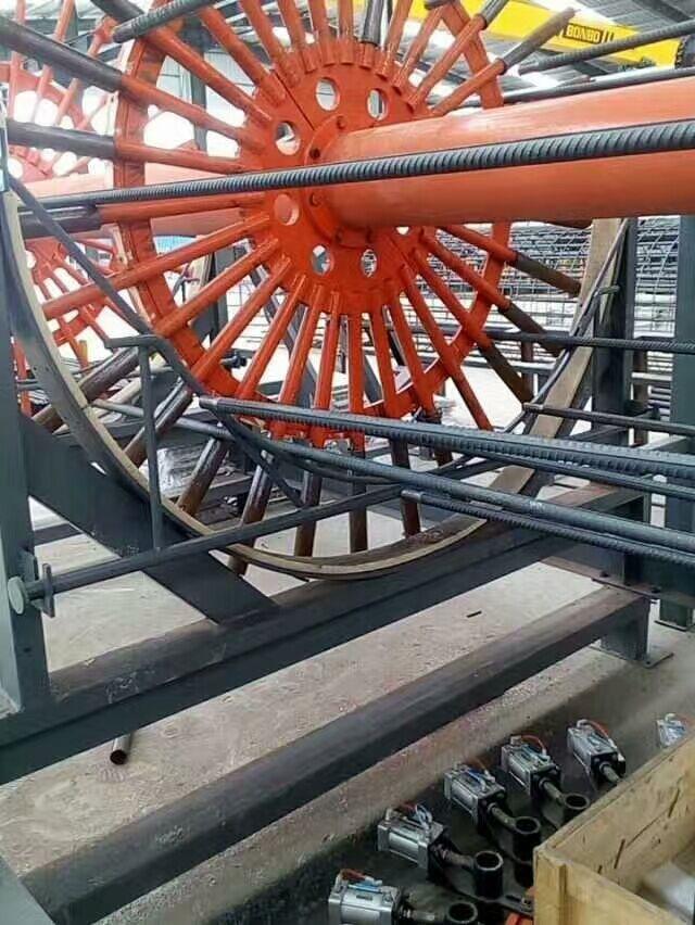 内蒙古呼伦贝尔自动焊弯圆机2020新优惠