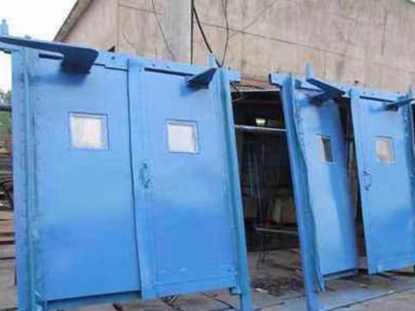 鄂尔多斯推拉式自动无压风门厂家价格-鄂尔多斯