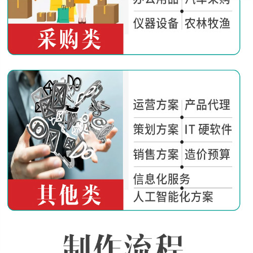 两江新区代写标书-公司