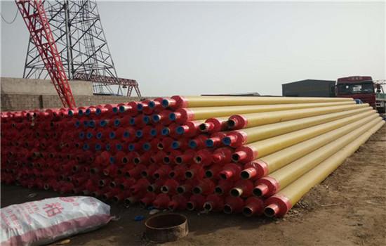 直埋式供热用预制保温管生产厂家排名-清河区
