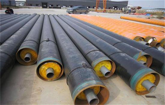 耐高温蒸汽管道用保温管多少钱一吨