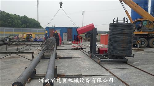 吉林白城钢筋笼绕筋机库存超多-型号