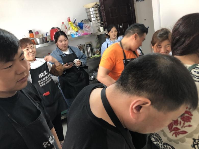新安县开封串串香培训创业赚钱