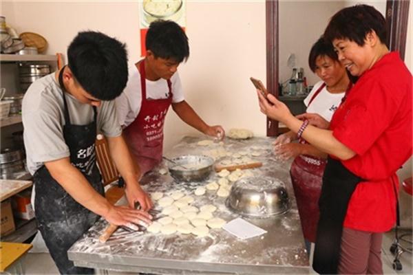 嵩县开封杂粮煎饼培训0基础培训经验