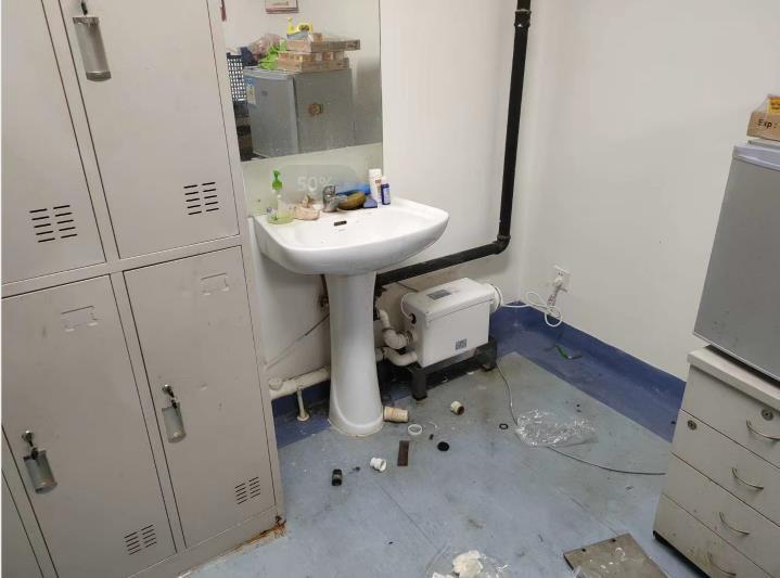 扎赉诺尔区地下室自动污水提升器