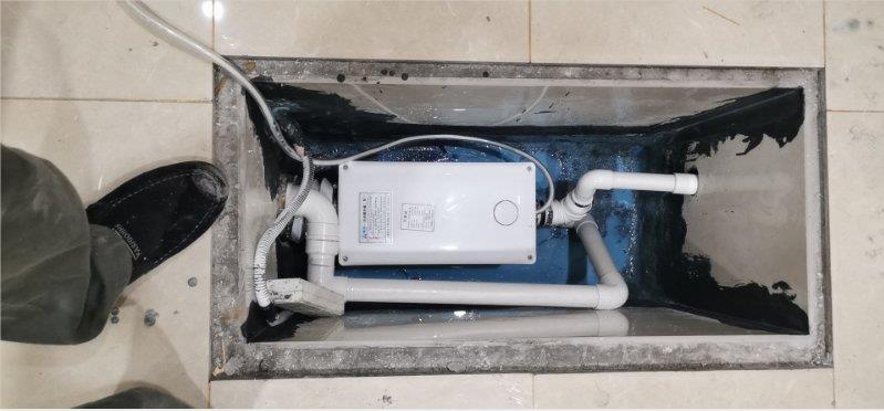 常州市戚墅堰区地下室添加卫浴