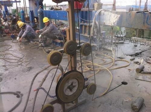 连州基坑支撑梁切割拆除一站式项目承包