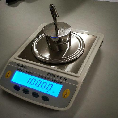 石首分辨率0.002克计数电子秤-岚山6KG电子称
