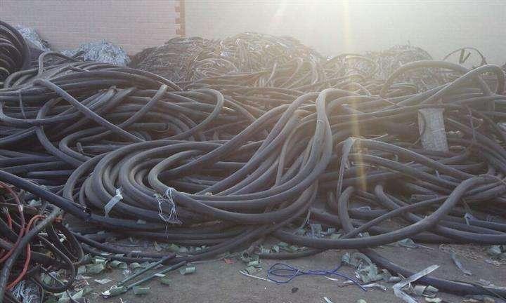 城区电缆二手回收上门服务