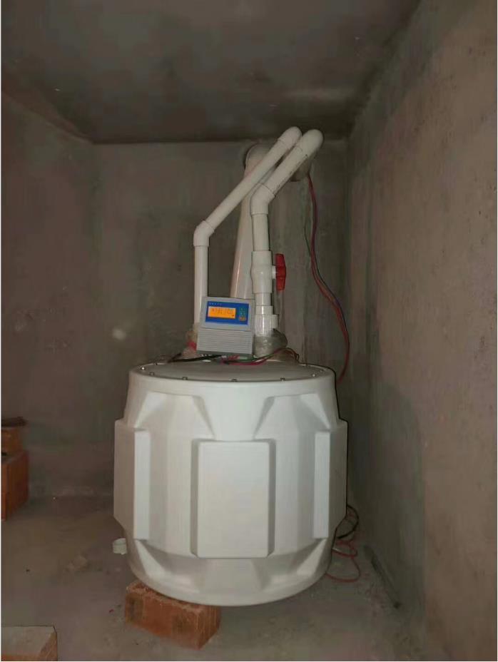 怒江兰坪污水提升器厂家