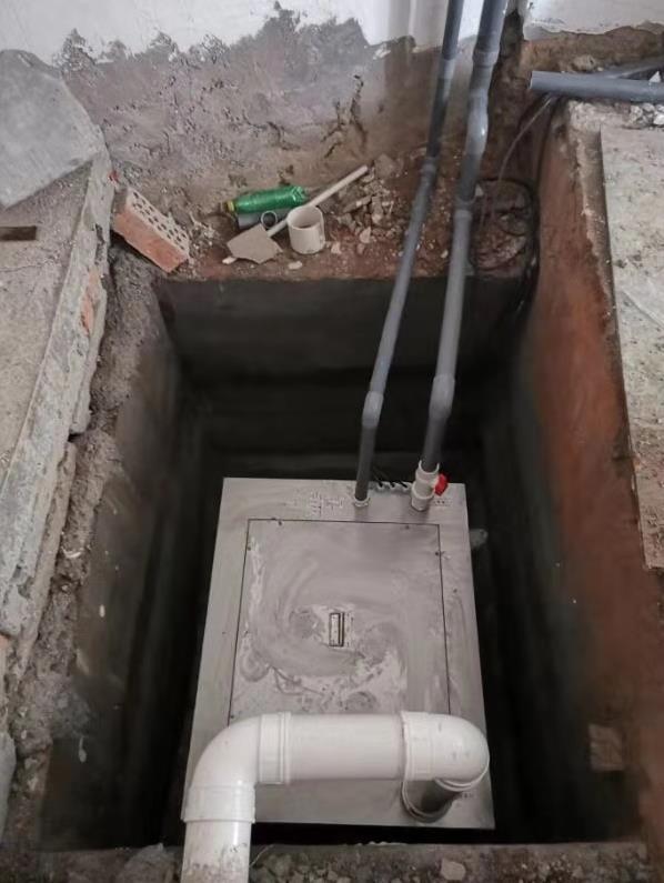 钦州市钦南区地下室添加马桶