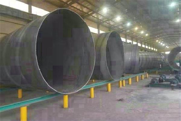 钢结构支柱用377mm螺旋钢管价格益阳市-友浩