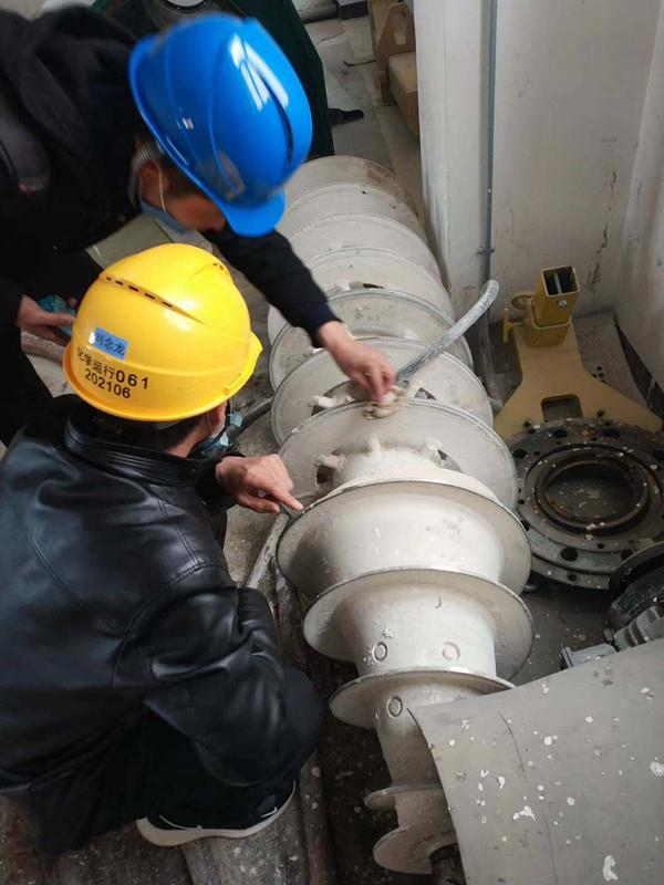 武汉市电厂阿法拉伐卧螺离心机维修快速便捷