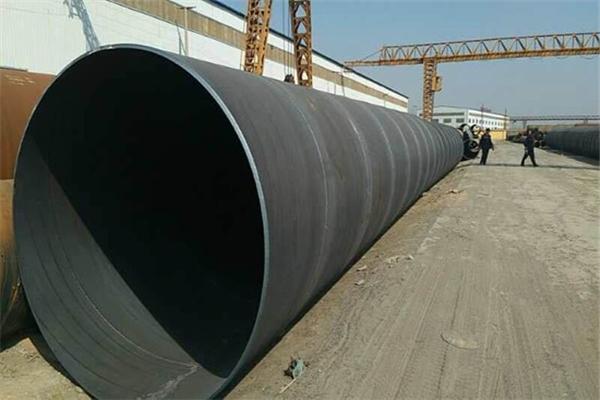 钢结构支柱用DN1200螺旋管价格汉中市-友浩