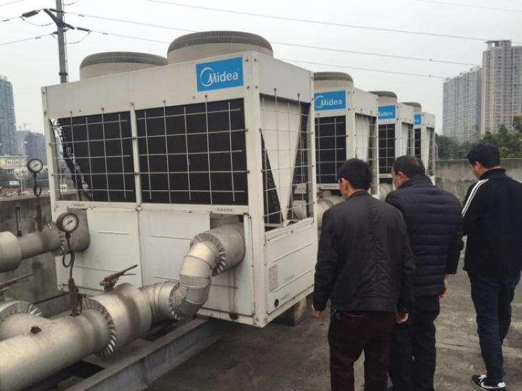 四会市二手螺杆式冷水机组收购一览表