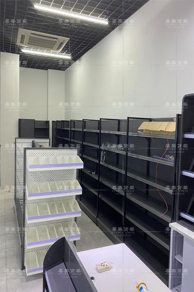 长安镇多功能组合推进器展示架厂家