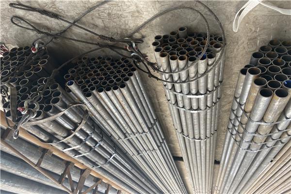 市中区Q345E无缝管每米重量怎么算优质低温无缝钢管