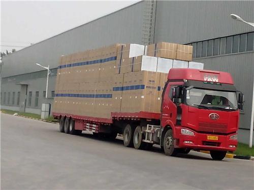 潍坊到远县物流专线-代打木框包装
