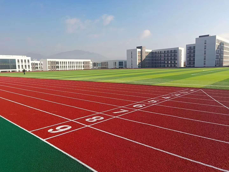 蚌埠中学200米橡胶跑道厂家直销厂家直销