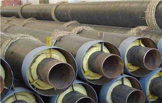 襄阳市:高密度聚乙烯直埋保温钢管一米价格