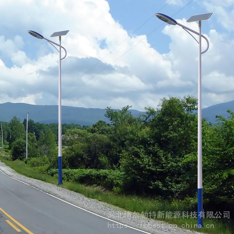 西安农村太阳能路灯6米厂家价格优势
