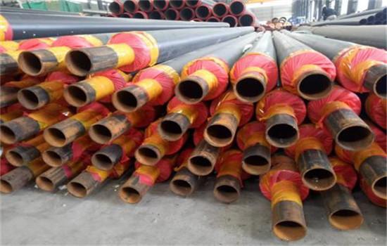黄石市:聚氨酯预制保温焊接钢管检尺壹吨价格