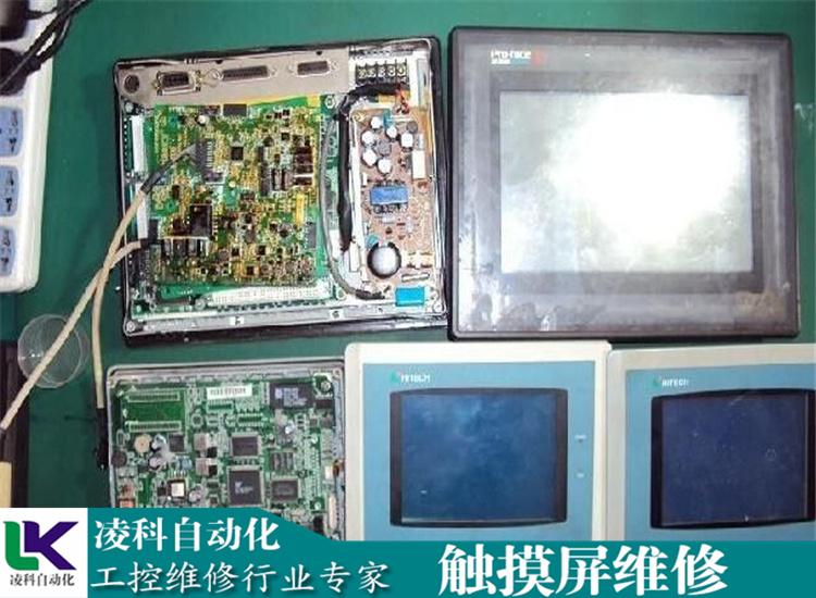 工控屏维修_施耐德控制屏对比度低维修公司