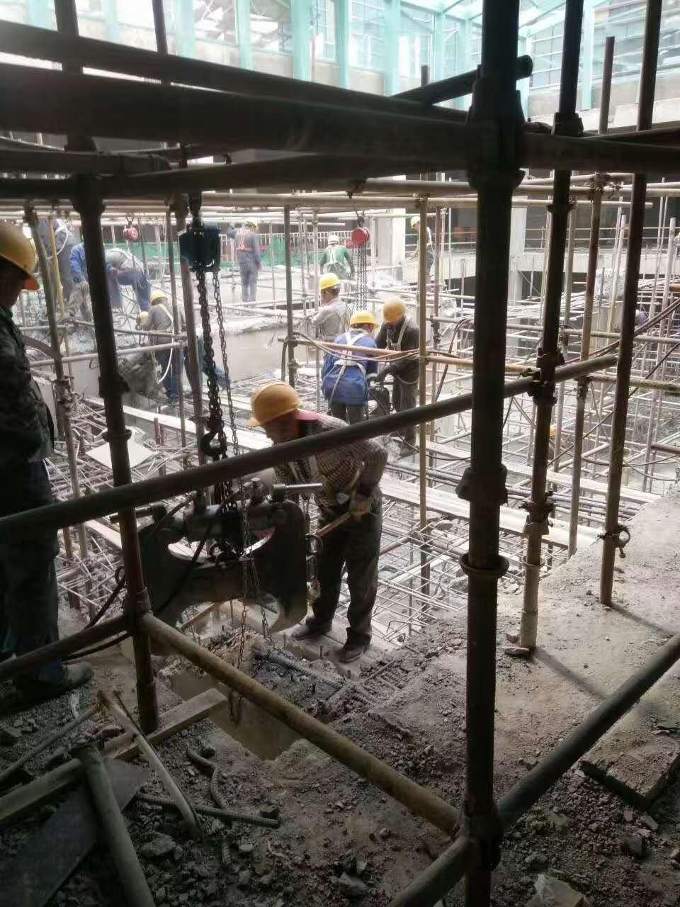 秦皇岛山海关粘钢加固方案一级代理