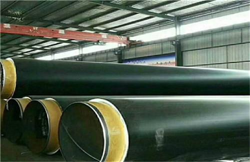博山岩棉钢套钢保温钢管厂家报价