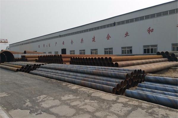防城港直径478mm螺旋焊管无中间商 厂家报价