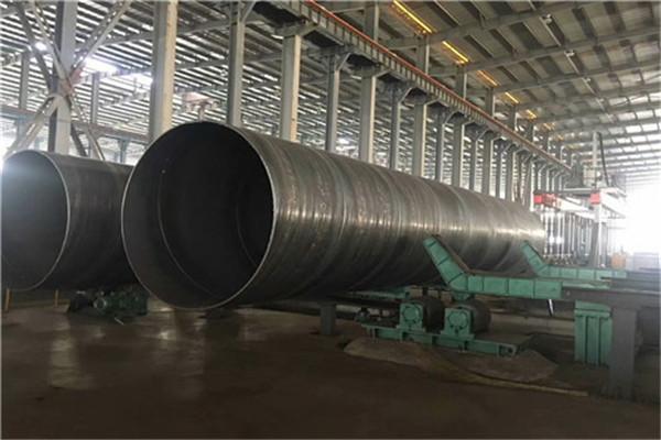 219*6环氧煤沥青防腐螺旋管过磅价格盐亭