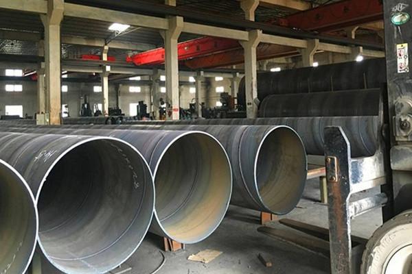 聚氨酯保温钢管出厂价格