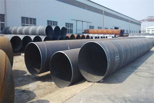 挖沟地埋用防腐螺旋钢管价格报价乌鲁木齐市米东区
