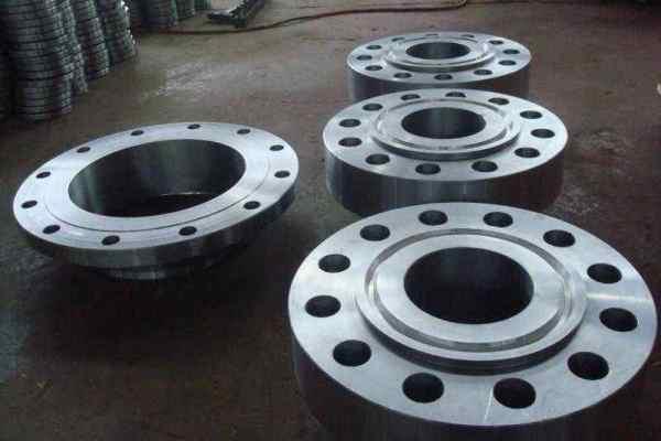 Monel500对焊法兰GH3128固溶处理