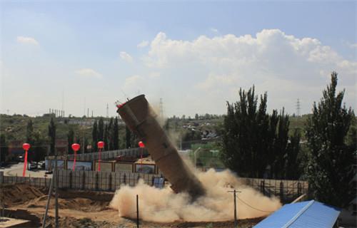 辽中锅炉烟囱安装旋转钢爬梯公司2021弘景公司